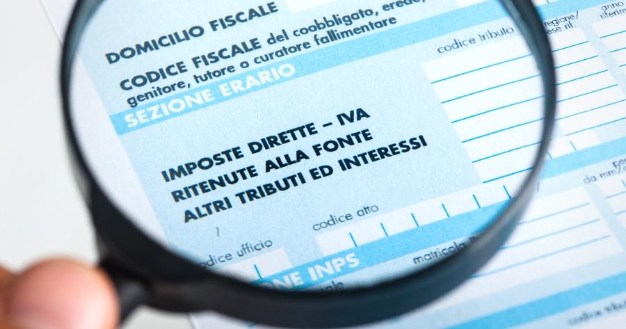 Cassazione: Indebita compensazione con il modello F24