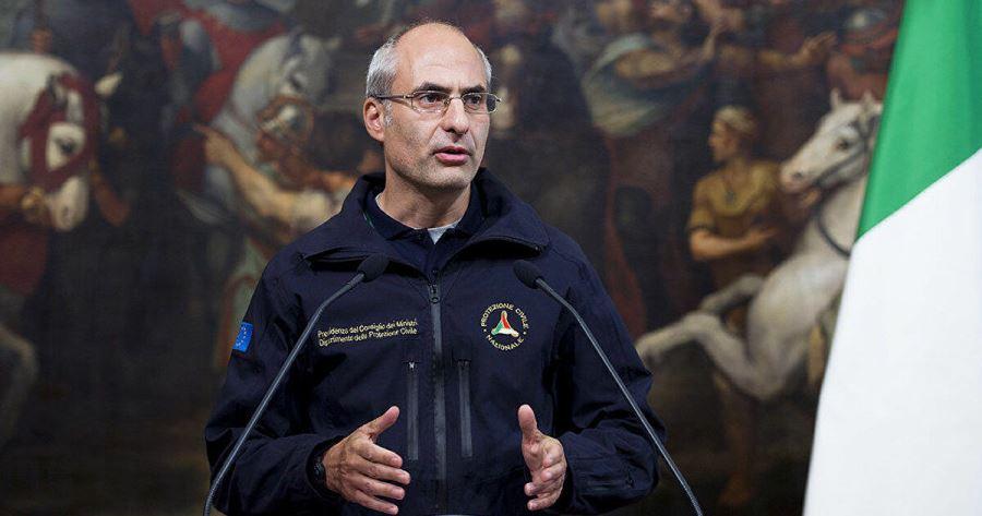 Fabrizio Curcio è il nuovo Capo della Protezione civile