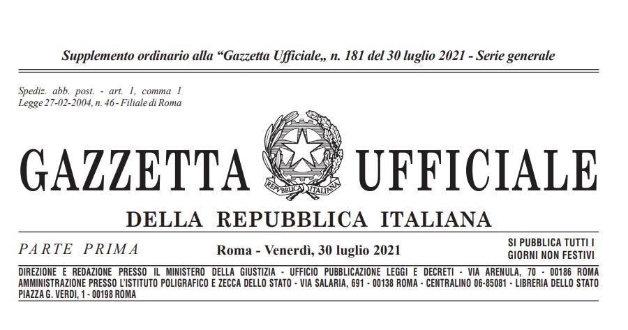 Superbonus 110%: in Gazzetta Ufficiale le modifiche al Decreto Rilancio