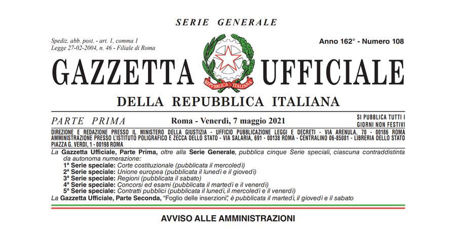 PNRR: in Gazzetta Ufficiale il Decreto Legge n. 59/2021, ecco le proroghe al Superbonus 110%