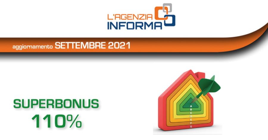 Guida al Superbonus 110% aggiornata dall'Agenzia delle Entrate