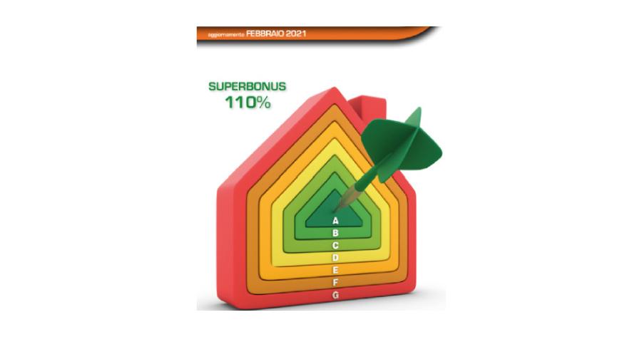 Superbonus 110%: nuova guida dal Fisco