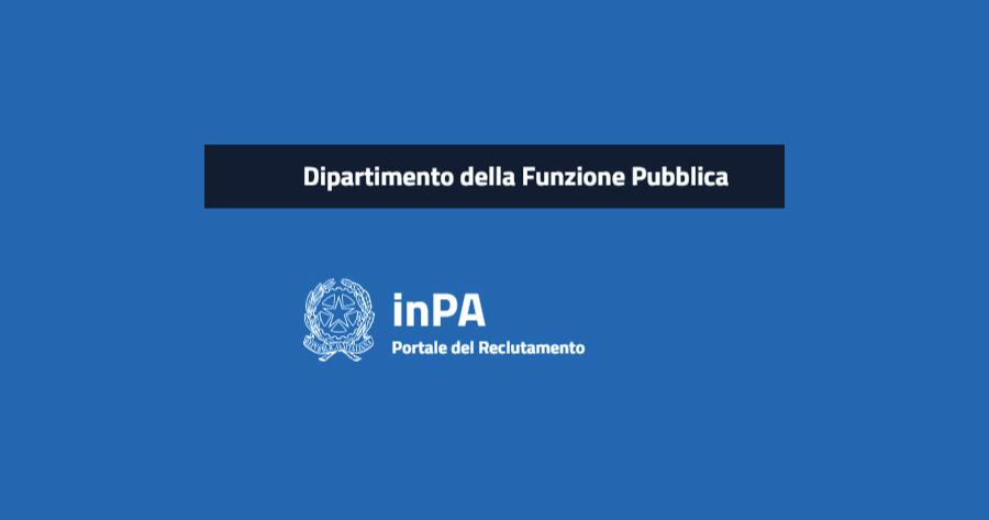 InPA: online il portale del Reclutamento della P.A.