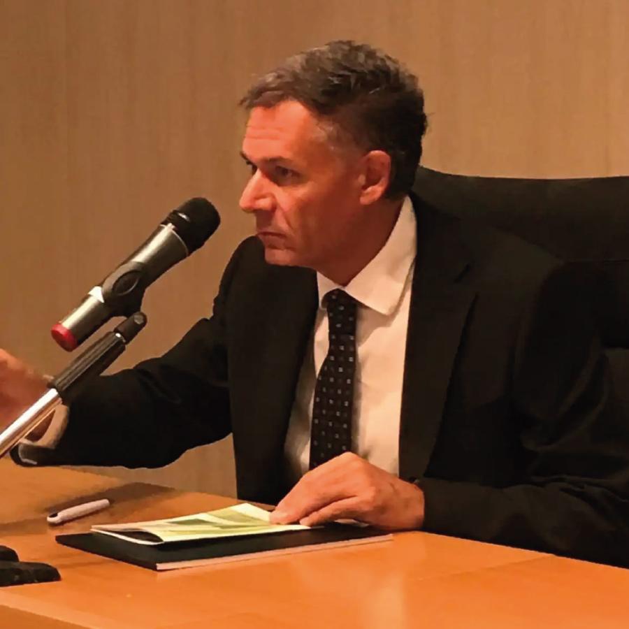 Mauro Malizia