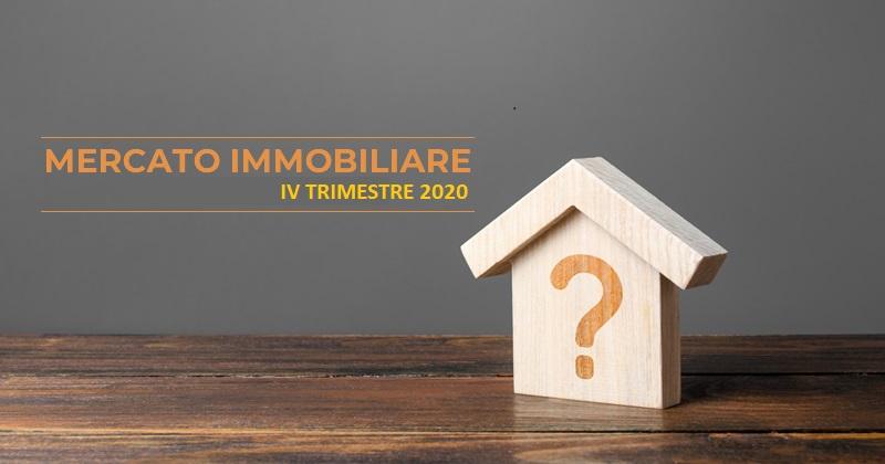 IV Trim. 2020 con mercato immobiliare in ripresa