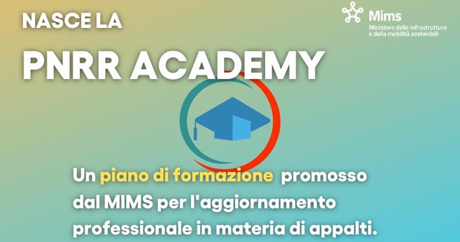 PNRR Academy, il MIMS assume di 120 ingegneri