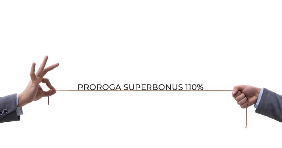 Superbonus 110%: proroga sempre più a rischio