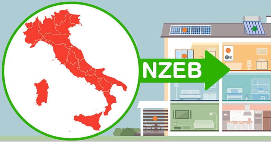 A SAIE 2021 un'area espositiva dedicata agli edifici nZEB