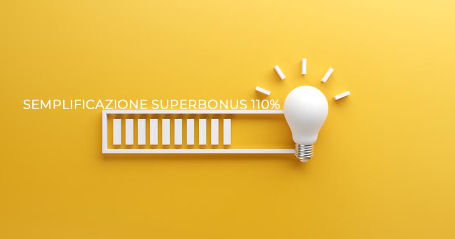 Superbonus 110%: chiarezza e tempistiche più ampie sono la vera semplificazione
