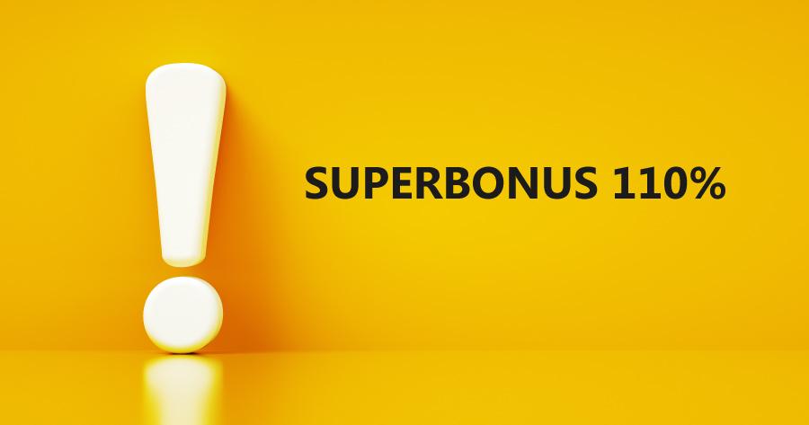 Superbonus 110%: le scadenze, i requisiti e la nuova modulistica