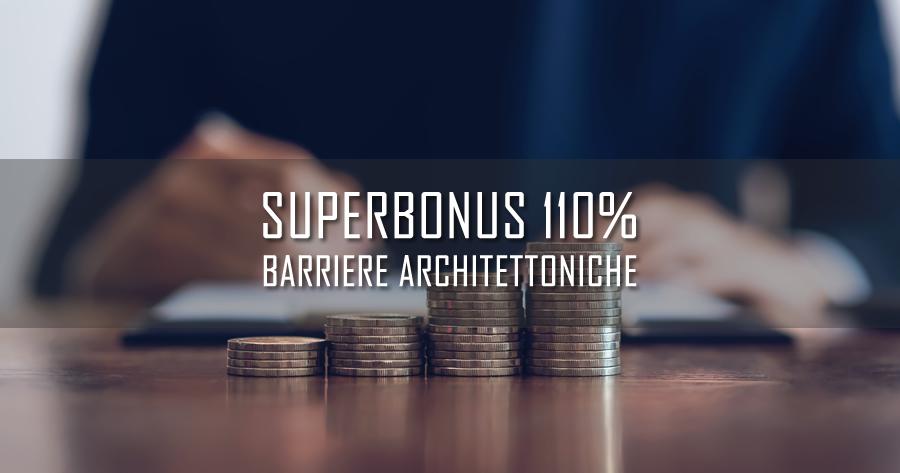 Superbonus 110% e Barriere architettoniche: il Fisco sull'installazione e posa in opera di una piattaforma