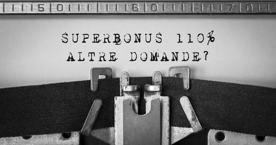 Superbonus 110%: bis di risposte del Fisco sugli edifici plurifamiliari