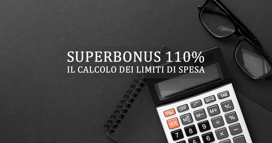 Superbonus 110%, immobile e pertinenze: i limiti di spesa