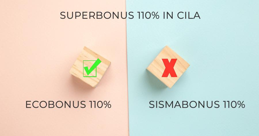 Superbonus 110% in CILA anche per il Sismabonus?