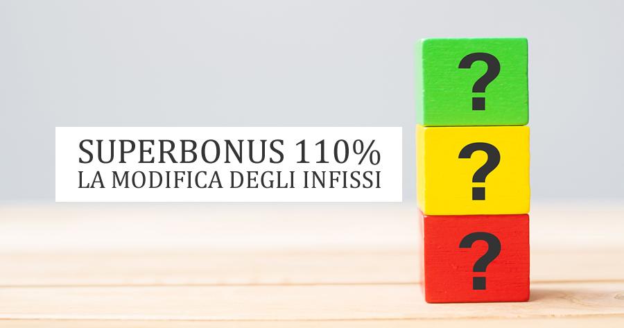 Superbonus 110% e sostituzione infissi: il confronto con gli esperti tra risposte di AdE ed Enea