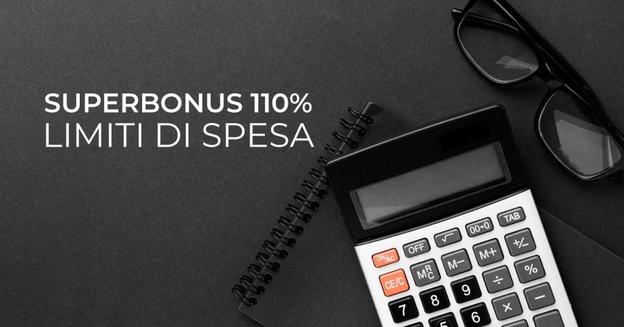 Superbonus 110%: il calcolo dei limiti di spesa per i condomini