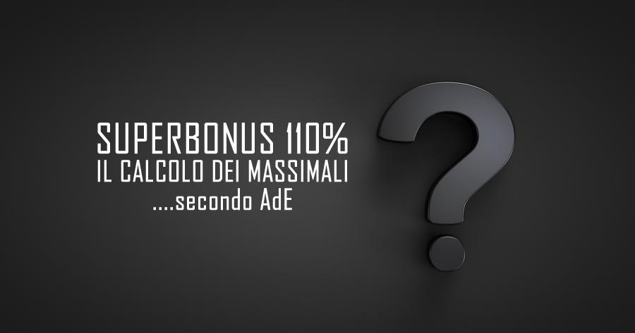 Superbonus 110%: il mistero della risposta perduta nell'AdE