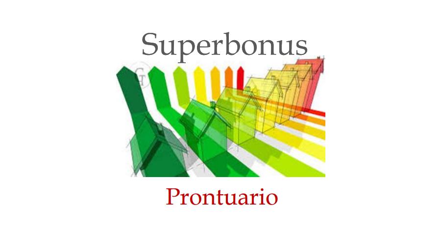 Superbonus 110%: il nuovo prontuario di Alessio Villarosa