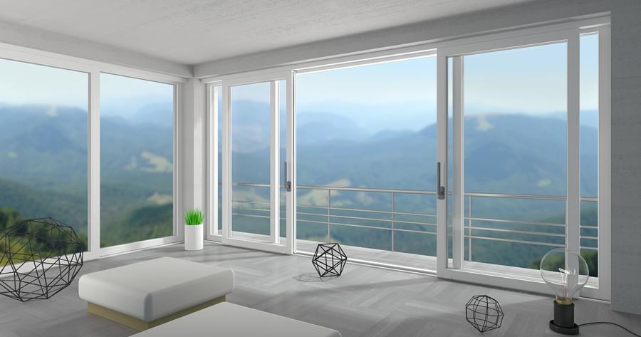 Superbonus 110% e Superficie vetrata: demolizione e ricostruzione con ampliamento