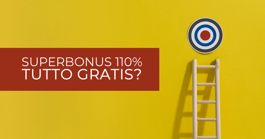 Superbonus 110% e General Contractor: è tutto gratis?