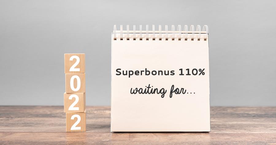 Superbonus 110%: proroga diffusa solo a fine anno