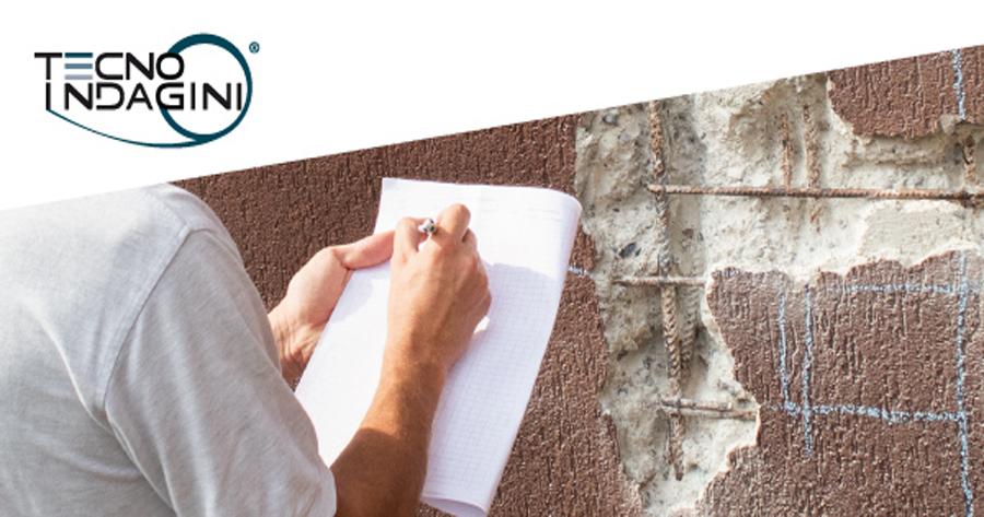 La diagnostica sulle costruzioni esistenti: l'importanza di un buon piano prove