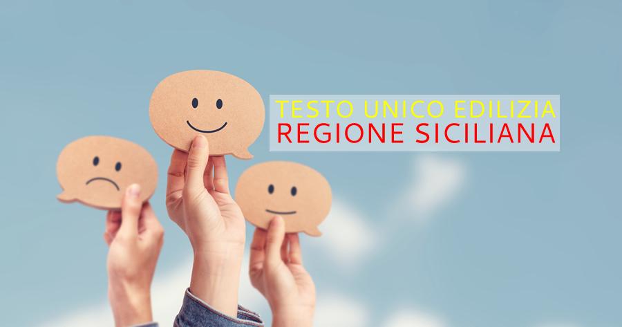 Testo Unico Edilizia Sicilia: riflessioni sull'impugnativa del Governo