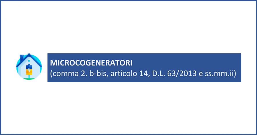 Bonus microcogeneratori 2021: aggiornato il vademecum Enea