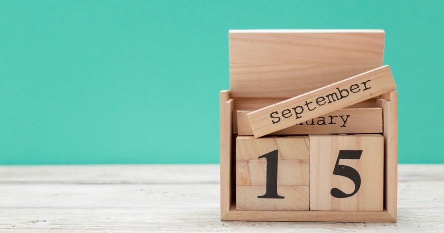 Versamenti dichiarazioni dei redditi: Proroga al 15 settembre