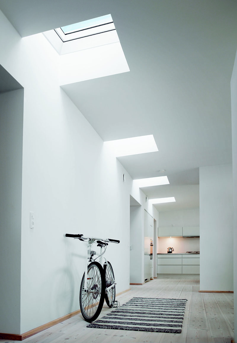 Cupolino for Misure velux standard