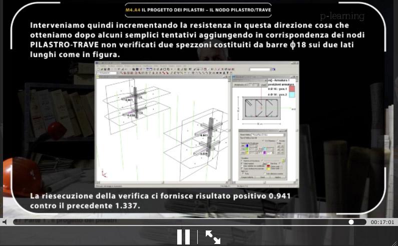 Fotogallery Corso pratico di progettazione e calcolo strutturale