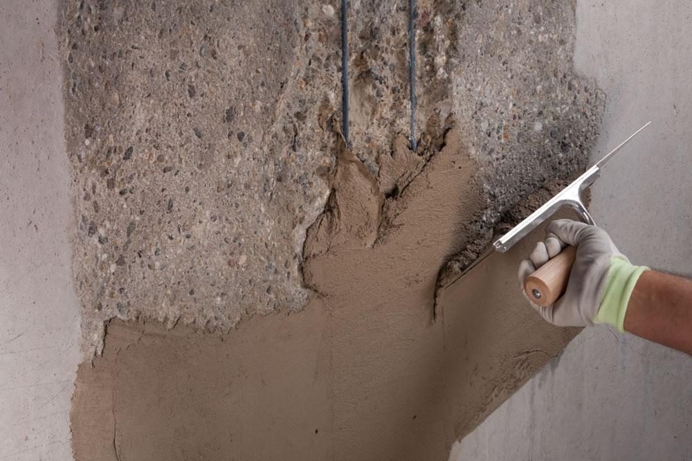 Pittura Per Cemento Armato : Planitop rasa & ripara