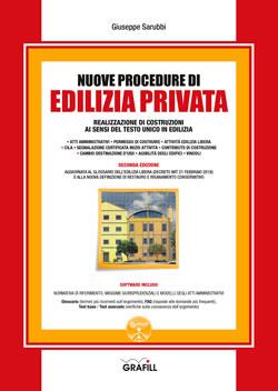 Nuove procedure di edilizia privata