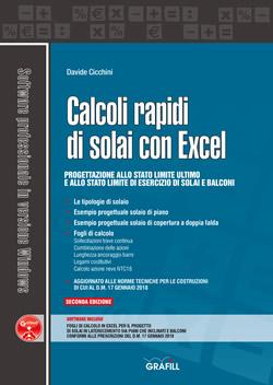 Calcoli rapidi di solai con Excel