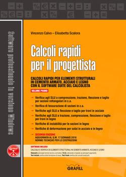 Calcoli rapidi per il Progettista - Volume Primo
