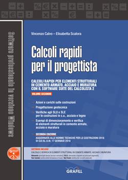 Calcoli rapidi per il Progettista - Volume Secondo