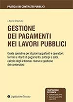 Gestione dei pagamenti nei lavori pubblici