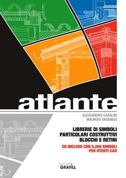 ATLANTE - Simbologie, Blocchi, Retini, Particolari esecutivi