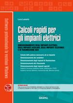 Calcoli rapidi per gli impianti elettrici