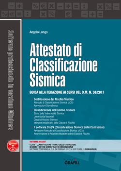 Attestato di Classificazione Sismica