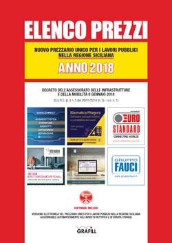 Nuovo Prezzario unico per i lavori pubblici nella Regione Siciliana anno 2018