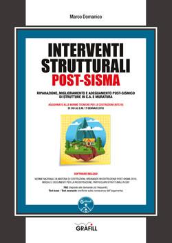 Interventi strutturali post-sisma