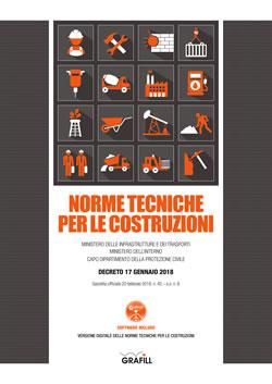 Norme Tecniche per le Costruzioni - Decreto 17 gennaio 2018