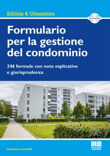 Formulario per la gestione del condominio