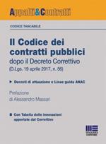 Il codice dei contratti pubblici dopo il Decreto correttivo