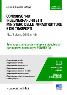 Concorso 148 ingegneri-architetti ministero delle infrastrutture e dei trasporti