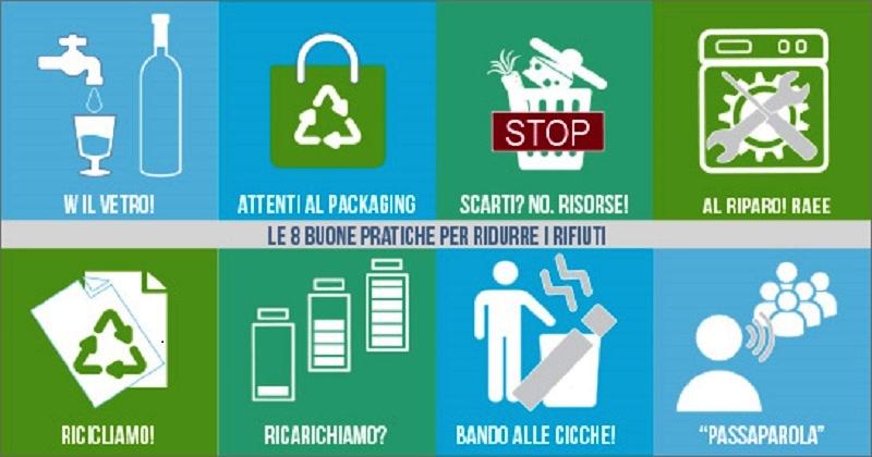 Ambiente: 8 buone pratiche e un dispositivo smart per compostaggio