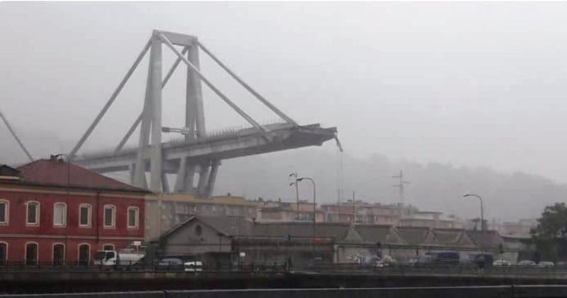 Genova: Crollo Ponte Morandi. Governo sul posto segue situazione