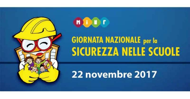 Edilizia scolastica: il 22 e il 23 novembre Giornata nazionale per la sicurezza