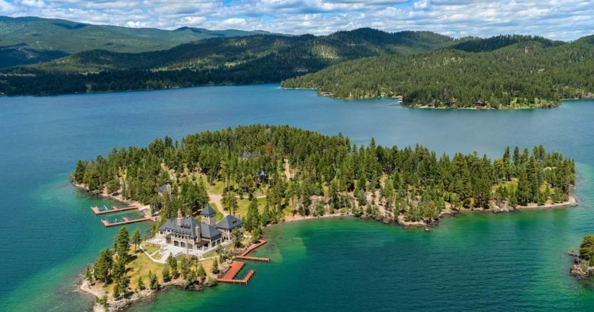 Mi compro un'isola! Cinque paradisi privati in vendita online